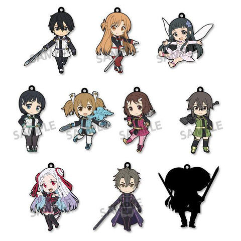 Sword Art Online The Movie – Ordinal Scale – HOBBY STOCK Pikuriru! Trading Rubber Strap (1 Random Blind Box)