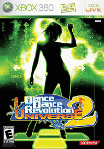 Dance Dance Revolution Universe 2 - Xbox 360 (Pre-owned)