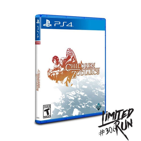 Children of Zodiarcs (Limited Run Games) - PS4