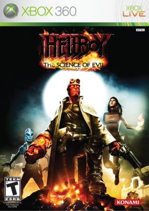 Hellboy Science of Evil - Xbox 360 (Pre-owned)