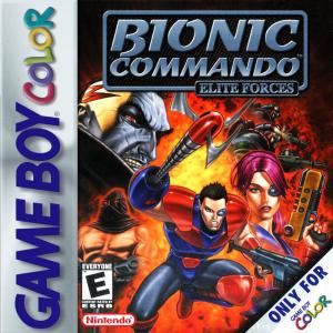 Bionic Commando Elite Forces - GBC (Pre-owned)