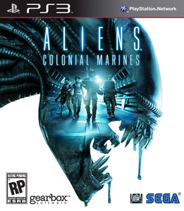Aliens Colonial Marines - PS3 (Pre-owned)