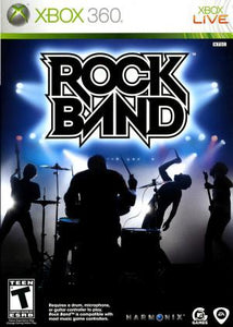 Rock Band - Xbox 360 (Pre-owned)