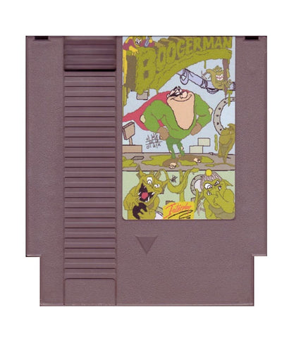Boogerman (Reproduction) - NES (Pre-owned)