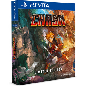 Chasm - Limited Edition (Play Exclusives) - PS Vita