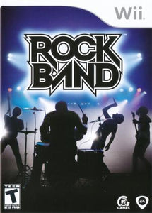 Rock Band - Wii (Pre-owned)