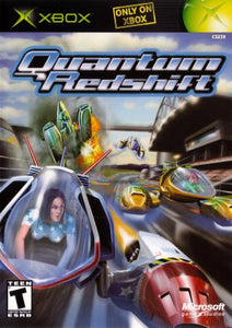 Quantum Redshift - Xbox (Pre-owned)