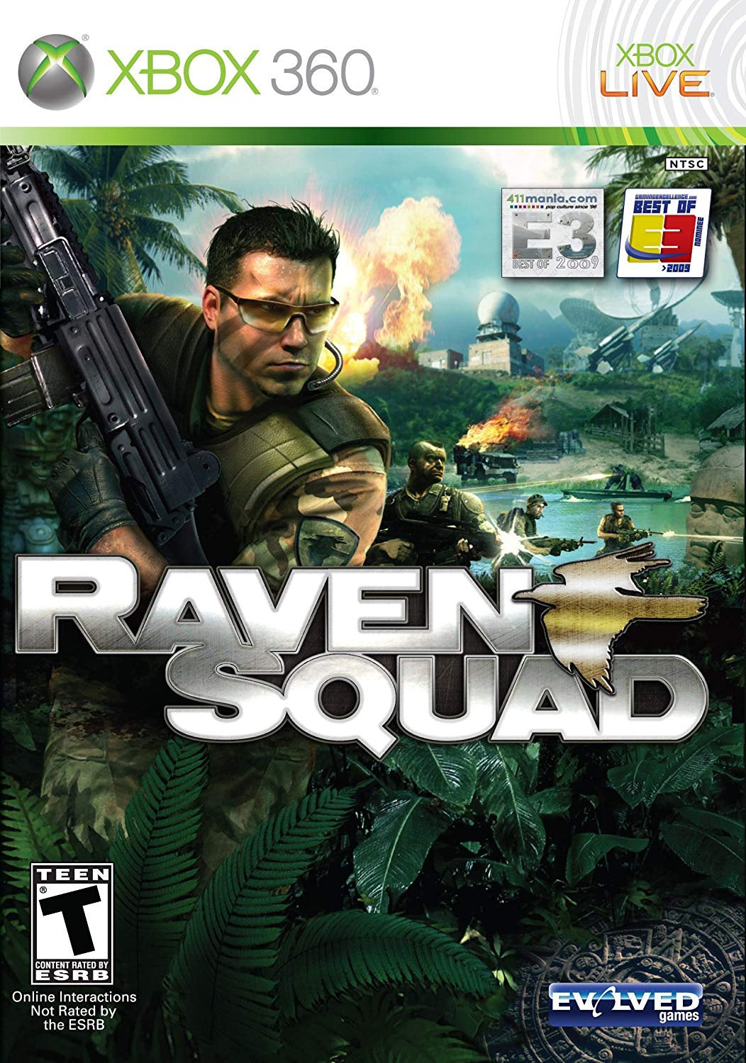 Raven Squad - Xbox 360 (Pre-owned)