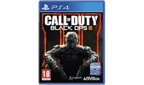 Call of Duty: Black Ops III - PS4 (Pre-owned)