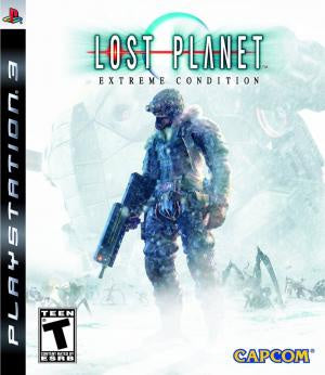 Lost Planet Extreme Condition - PS3 (Pre-owned)