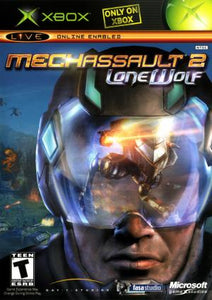 MechAssault 2 Lone Wolf - Xbox (Pre-owned)