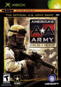 Americas Army Rise of a Soldier - Xbox (Pre-owned)