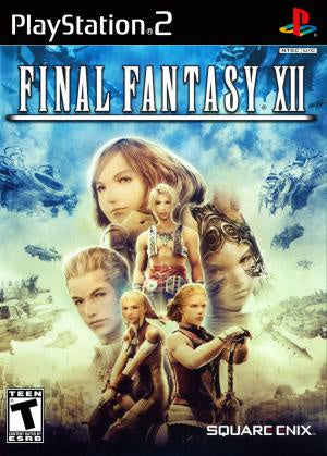 Final Fantasy XII - PS2 (Pre-owned)