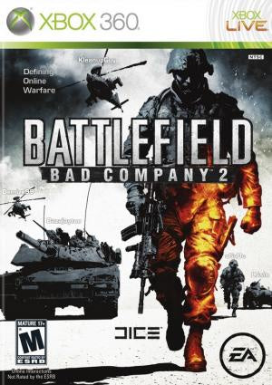 Battlefield: Bad Company 2 - Xbox 360 (Pre-owned)