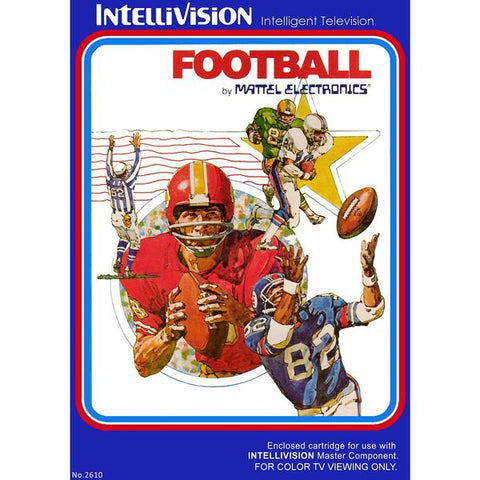 Football - Intellivision (Pre-owned)