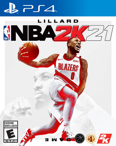 [Pre-Order] NBA 2K21 (ETA: September 4th, 2020) - PS4