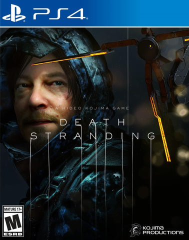 Death Stranding - PS4 (Pre-owned)