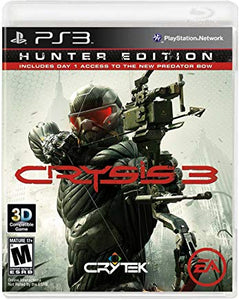 Crysis 3 Hunter Edition - PS3 (Pre-owned)