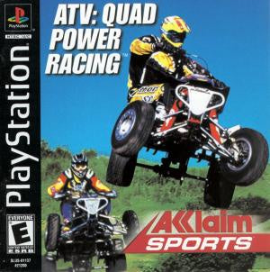 ATV Quad Power Racing - PS1 (Pre-owned)