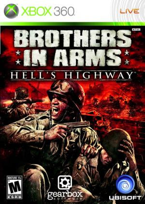 Brothers in Arms Hell's Highway - Xbox 360 (Pre-owned)