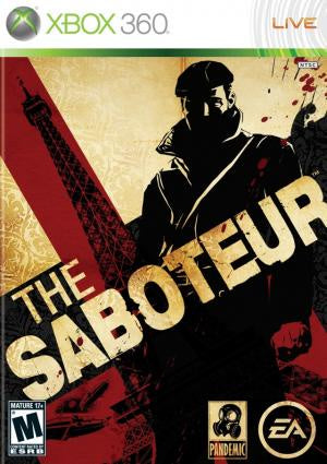 The Saboteur - Xbox 360 (Pre-owned)