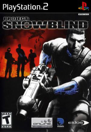 Project Snowblind - PS2 (Pre-owned)