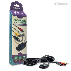 GC/ N64/ SNES S-AV Cable (Retail)