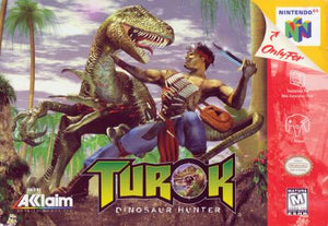 Turok Dinosaur Hunter - N64 (Pre-owned)