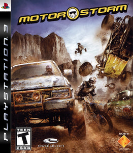 MotorStorm - PS3 (Pre-owned)
