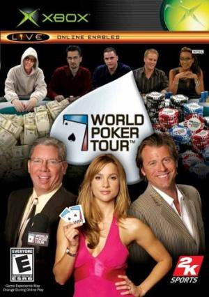 World Poker Tour - Xbox (Pre-owned)