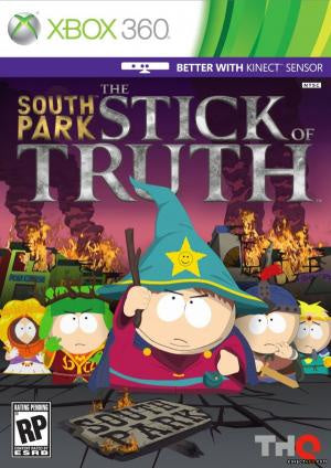 South Park: The Stick of Truth - Xbox 360 (Pre-owned)