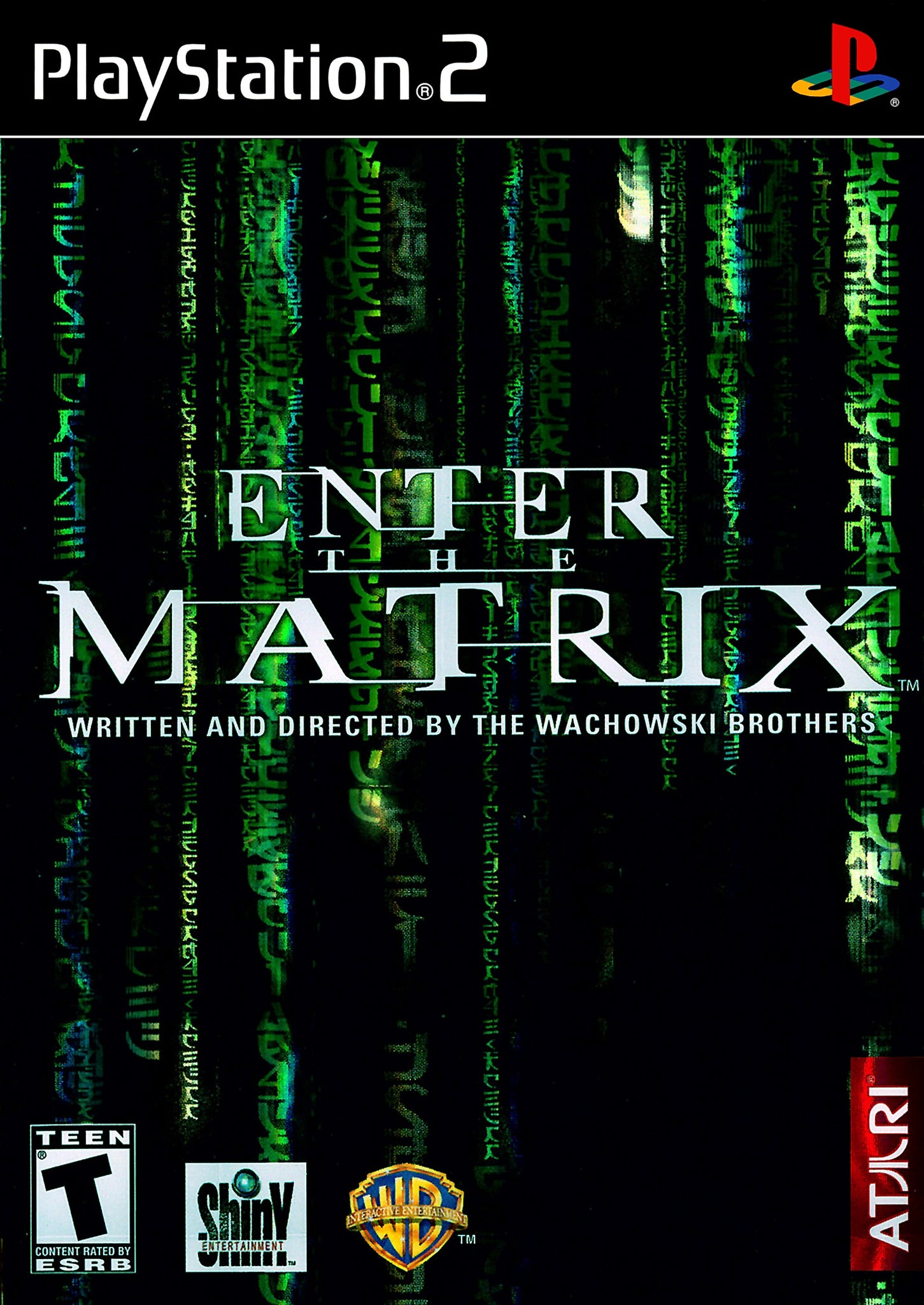 Enter the Matrix - PS2 (Pre-owned)