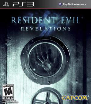 Resident Evil: Revelations - PS3 (Pre-owned)