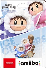 Ice Climbers Amiibo (Super Smash Bros. Series) (Japanese)