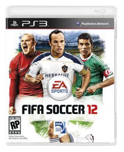 FIFA Soccer 12 - PS3 (Pre-owned)