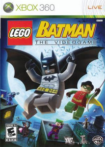 LEGO Batman The Videogame - Xbox 360 (Pre-owned)