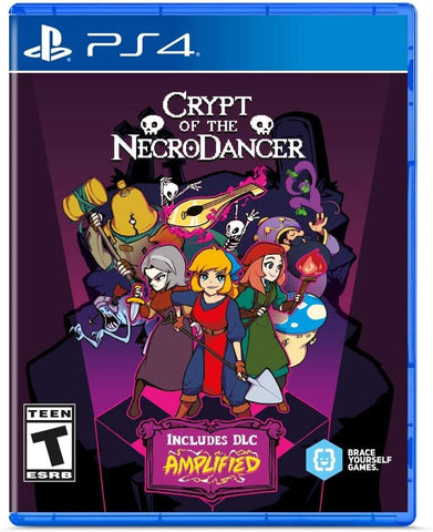 Crypt of the NecroDancer - PS4