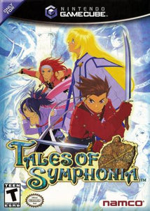 Tales of Symphonia - Gamecube (Pre-owned)
