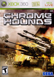 Chromehounds - Xbox 360 (Pre-owned)