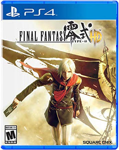 Final Fantasy Type-0 HD - PS4 (Pre-owned)