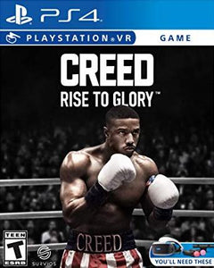Creed: Rise to Glory - PS4 (Pre-owned)