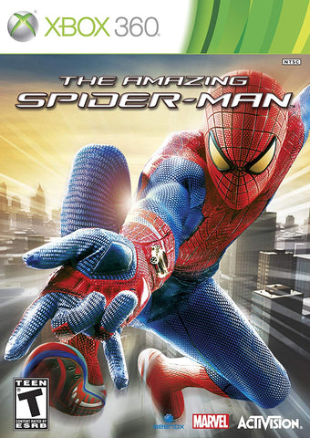 Amazing Spiderman - Xbox 360 (Pre-owned)