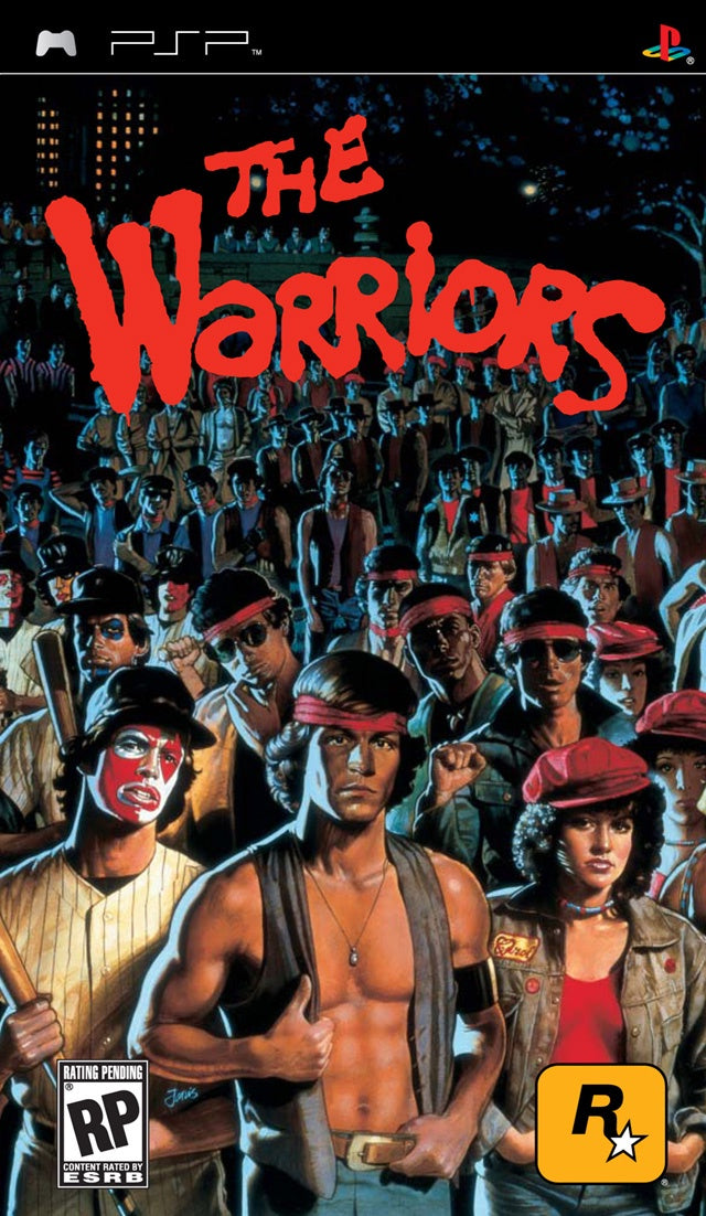 The Warriors - PSP (Pre-owned)