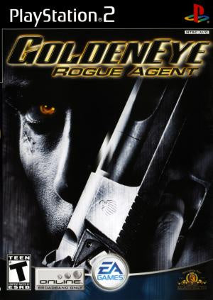 Goldeneye Rogue Agent - PS2 (Pre-owned)
