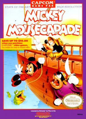 Mickey Mousecapade - NES (Pre-owned)