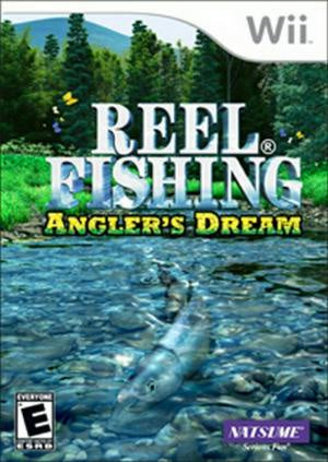 Reel Fishing: Angler's Dream - Wii (Pre-owned)