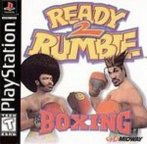 Ready 2 Rumble Boxing - PS1 (Pre-owned)