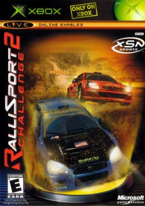 Ralli Sport Challenge 2 - Xbox (Pre-owned)