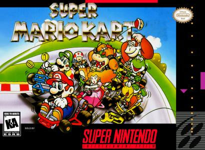 Super Mario Kart - SNES (Pre-owned)