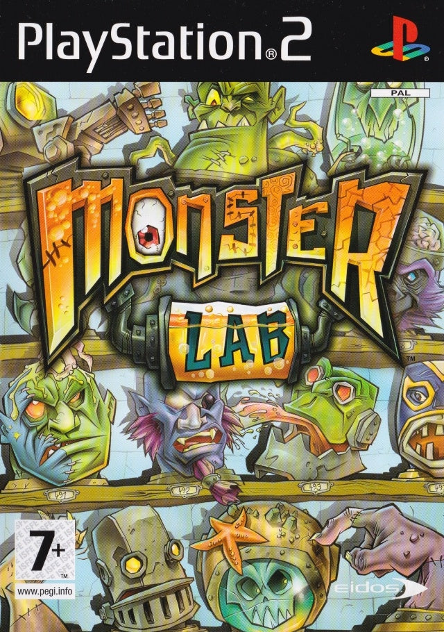Monster Lab - PS2 (Pre-owned)